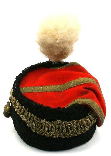 TSAR NICHOLAS II GUARD HUSSAR WOOL MUSEUM HAT - 4