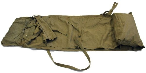 US ARMY MODEL 1935 BEDROLL OFFICERS WWII COT COVER