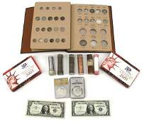 US COIN & CURRENCY COLLECTION LOTS OF VARIETY