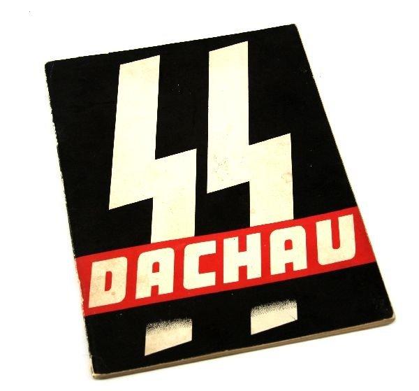 OSS 7TH ARMY DACHAU CONCENTRATION CAMP SUMMARY
