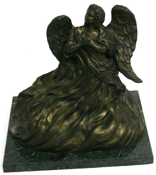 BRONZE ANGEL BY CONNIE SCOTT 1998