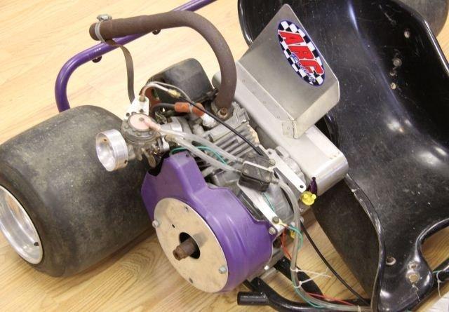 CUSTOM BUILT RACING GO KART - 2