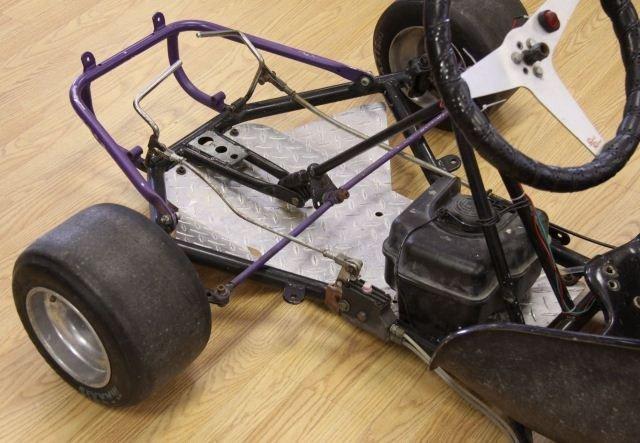 CUSTOM BUILT RACING GO KART - 3