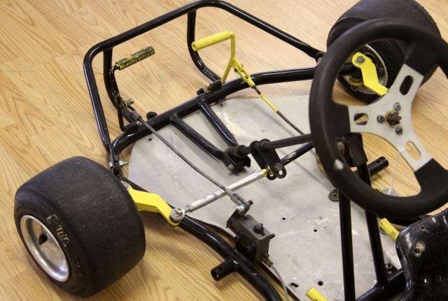 CUSTOM BUILT RACING GO KART - 4