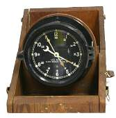 US ARMY CHELSEA CLOCK MESSAGE CENTER M2 BOXED