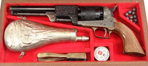 REPRODUCTION COLT 1848 DRAGOON BY ARMI SAN MARCO - 2