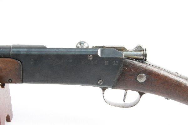 FRENCH LEBEL MODEL 1886 M93 RIFLE - 6