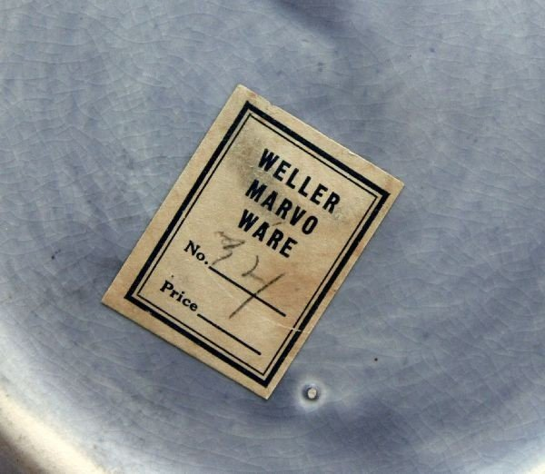 LOT OF WELLER POTTERY - 4