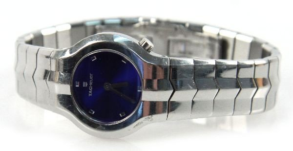 LADIES STAINLESS TAG HEUER ALTER EGO WATCH