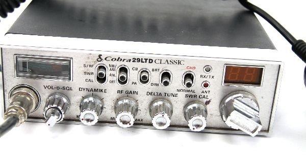 COBRA 29 LTD CLASSIC CB RADIO - 2