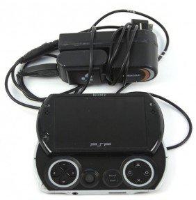 SONY PSP-N1001 PORTABLE W/ 12-14V ADAPT