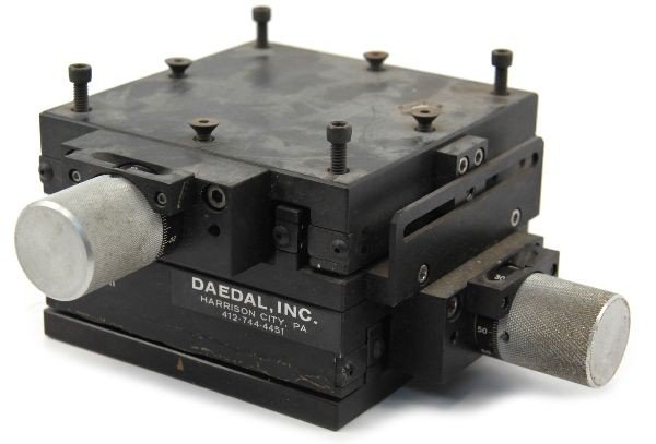 DAEDAL MANUAL POSITIONING STAGE