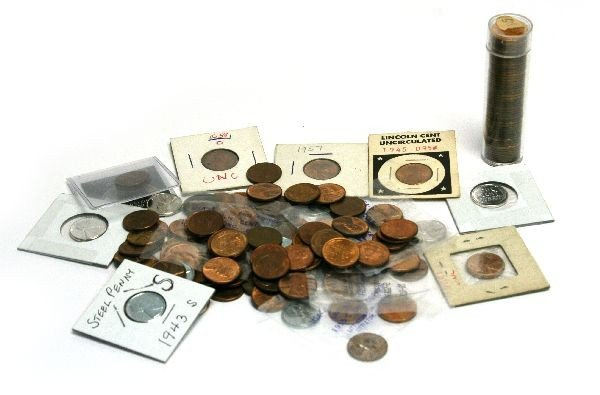 150 UNCIRCULATED WHEAT PENNY SMALL CENTS