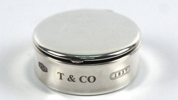 STERLING SILVER TIFFANY & CO COMPASS - 2