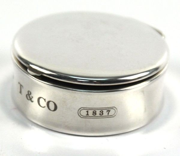 STERLING SILVER TIFFANY & CO COMPASS - 3