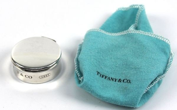STERLING SILVER TIFFANY & CO COMPASS - 5