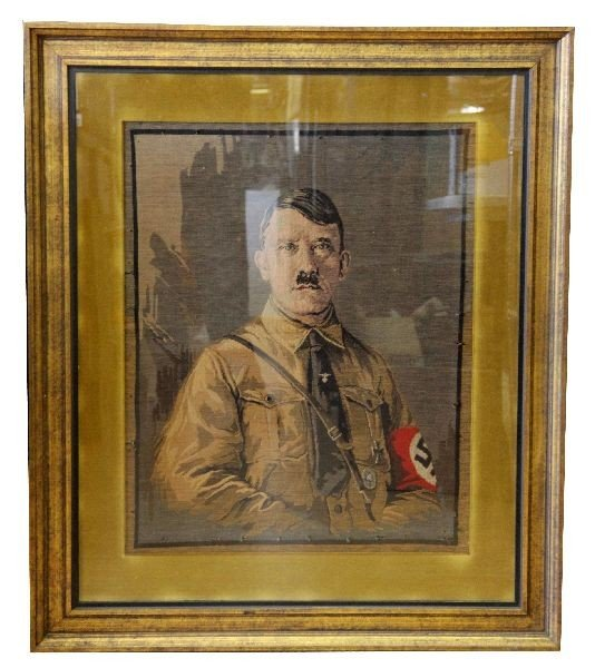 ADOLPH HITLER TAPESTRY LARGE VARIANT 23 BY 28