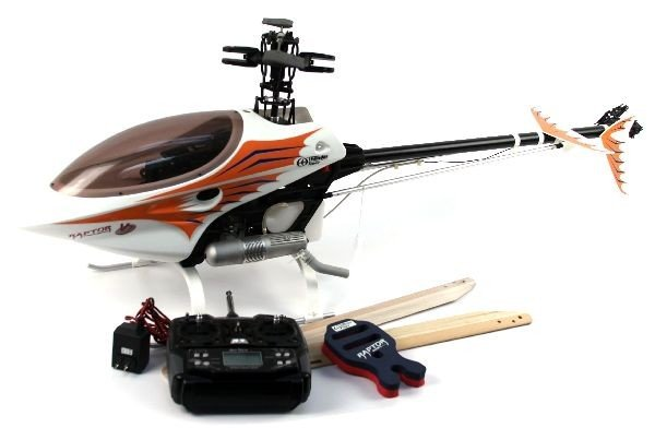 RAPTOR 30 CLASS RC HELICOPTER+ACE RC/CONTROLLER