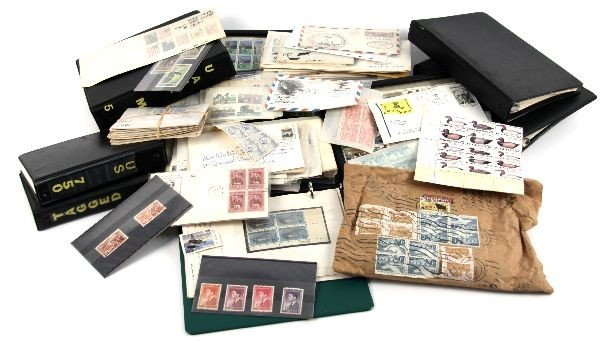 U.S. WORLD STAMP COLLECTION SERIOUS COLLECTOR LOT