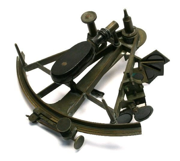 1920S KELVIN AND WILFRED O WHITE SEXTANT