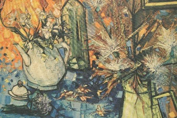BOUVIER DE CACHARD 1964 STILLLIFE GICLEE - 4