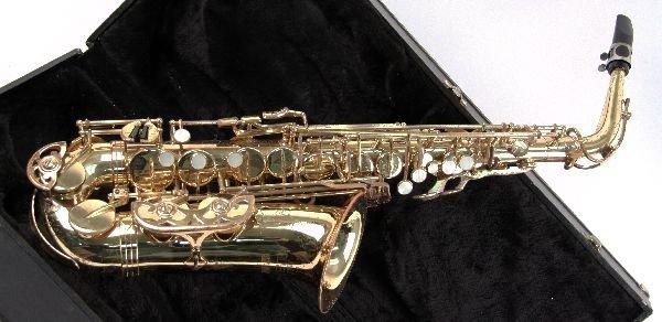 JULIUS KEILWERTH ST90 SAXOPHONE - 3