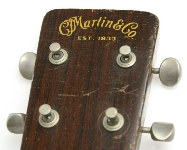 1956 MARTIN D28 LEFTY GUITAR OF RONNIE MILLER - 3