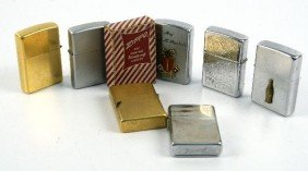 ZIPPO LIGHTER COLLECTION 195O'S AND LATER 7