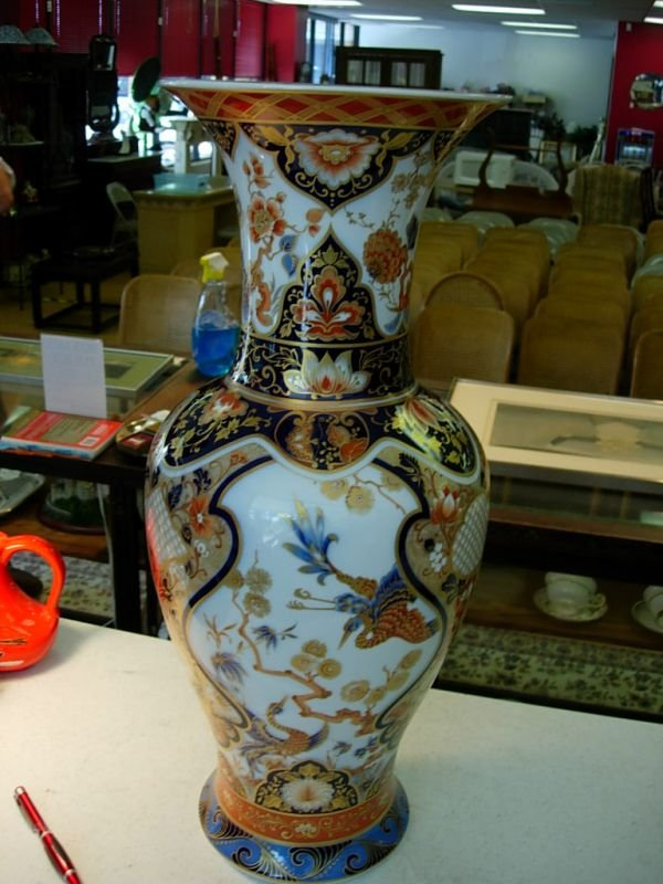 199: KAISER YOKOHAMA WILSON COLLECTION VASE WEST GERMAN