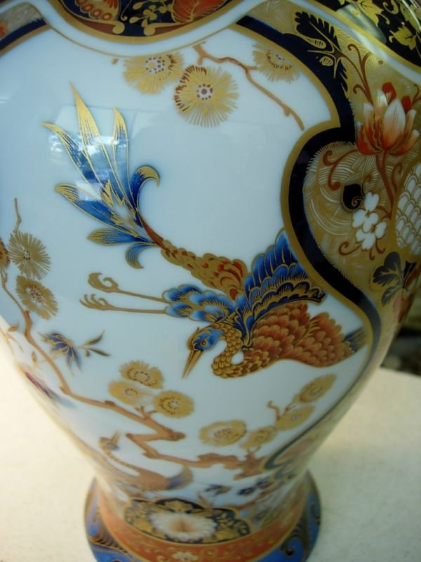 199: KAISER YOKOHAMA WILSON COLLECTION VASE WEST GERMAN - 2