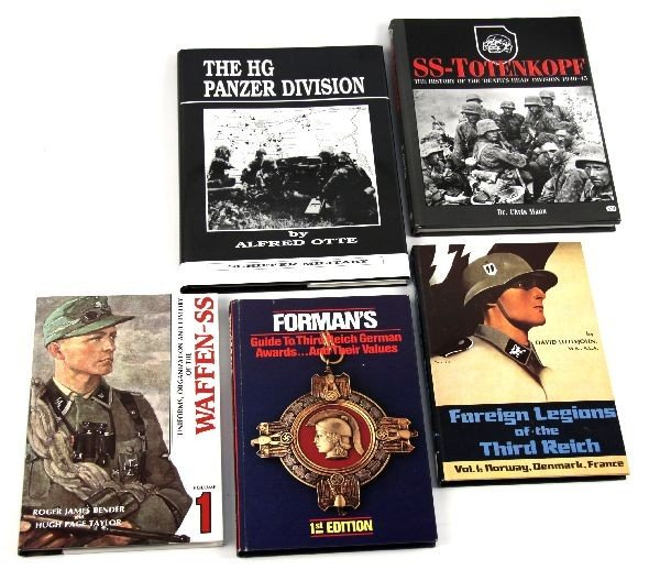 COLLECTION OF TEXTS ON THE THIRD REICH W FIRST ED