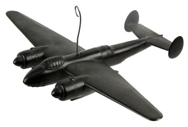 WWII TU-2 CRUVER RECOGNITION MODEL