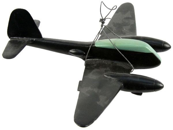 WWII NAZI GERMAN ME 210 RECOGNITION SPOTTER MODEL