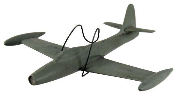 WWII P-84 THUNDER JET RECOGNITION MODEL