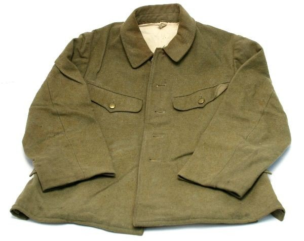 WWII JAPANESE ENLISTED TYPE 98 COMBAT TUNIC