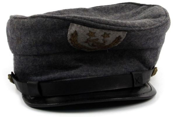 CONFEDERATE NAVY OFFICER VETERAN REUNION HAT