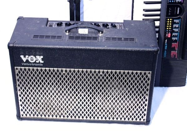 CASIO CTK 480 ELECTRIC KEYBORD W/ AMP& STAND - 3