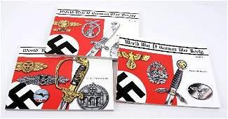 VOLUMES III IV  V WORLD WAR II GERMAN WAR BOOTY