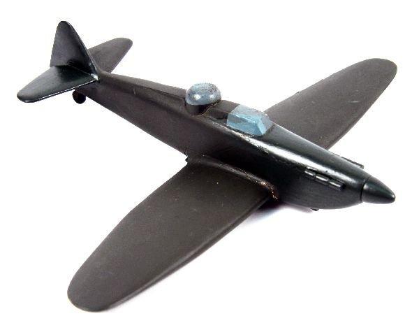 WWII DEFIANT LUFTWAFFE ID MODEL