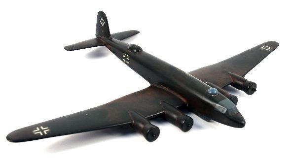 WWII LUFTWAFFE FW-200 RECOGNITION MODEL