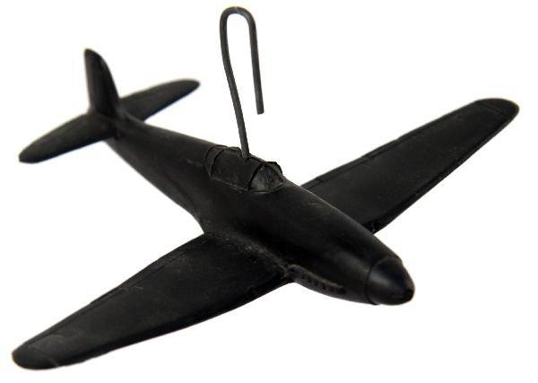 WWII GERMAN HEINKEL HE-113 ID MODEL