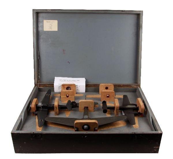 RARE CRATED BOX SET ID MODELS FIUB94-003/1