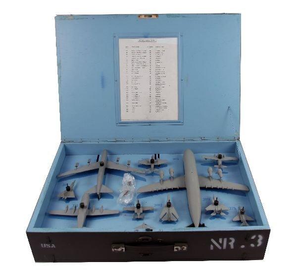 USA BOXED SET NO. 3 AIRCRAFT ID MODELS