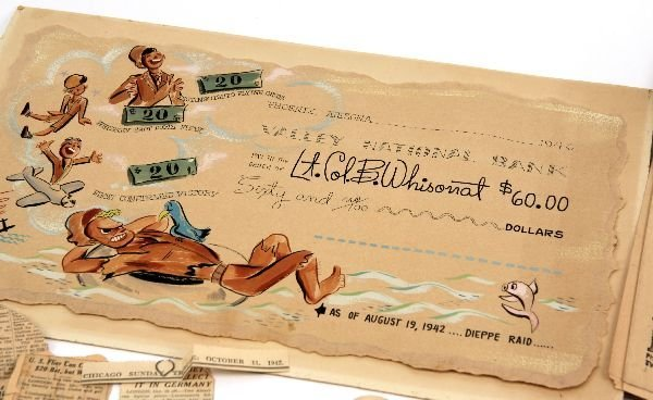 B. WHISONANT & ED TOVREA ACCOUNT OF AVIATOR BET - 2
