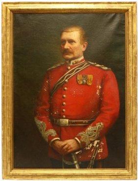 1870S PORTRAIT OF FRANCO PRUSSIAN WAR VETERAN