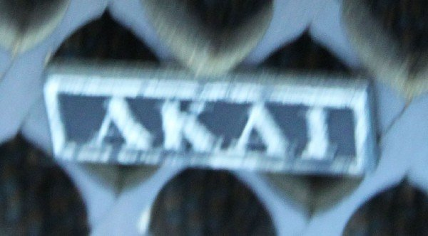 AKAI X 330 REEL TO REEL WITH AKAI SW-155 SPEAKERS - 5
