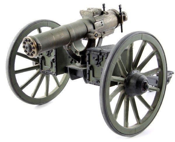 COLT GATLING GUN MO. 1883 MODEL
