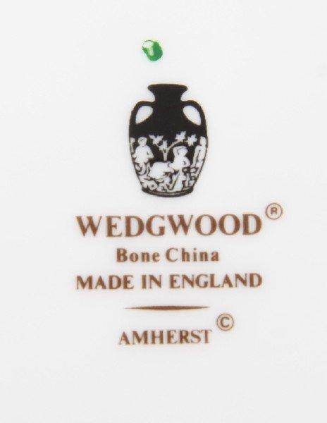 WEDGWOOD AMHERST 67 PIECE DINNER SET - 5