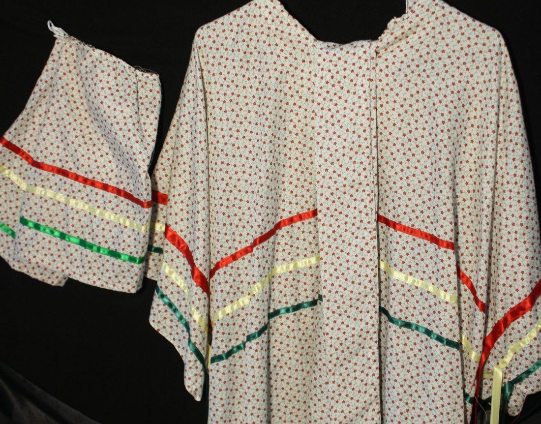 CHEROKEE STYLE TEAR DRESS - 2