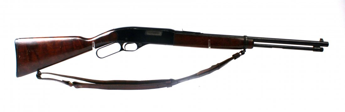 WINCHESTER MODEL 150 LEVER ACTION RIFLE .22LR